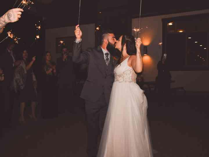 The wedding of Zizi and Niko