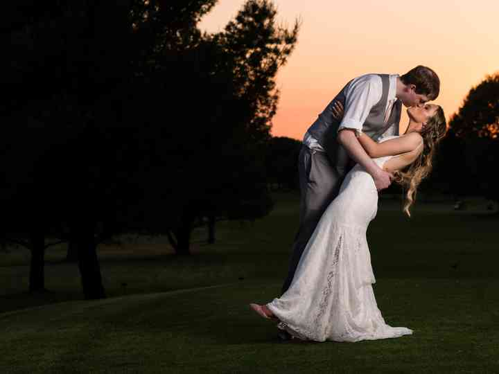 The wedding of Emily and Zach