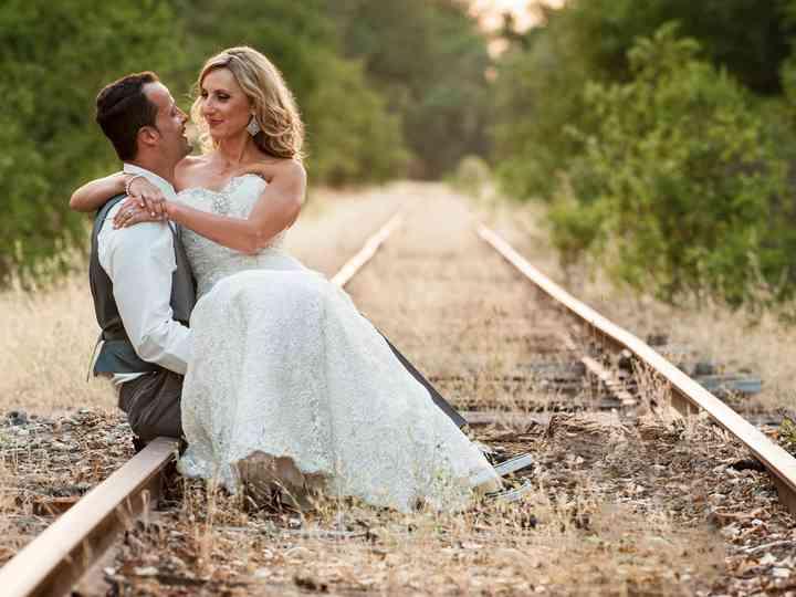 The wedding of Jennifer and Jamin