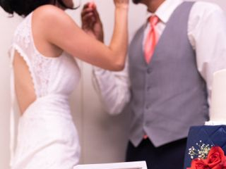 The wedding of Cynthia and Robert 3