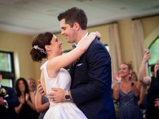 The wedding of Amanda and Greg