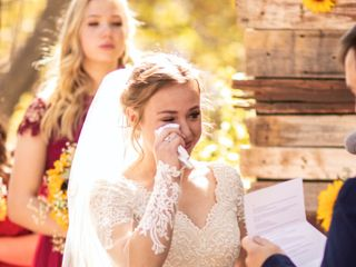 The wedding of Rylee and Devin 1