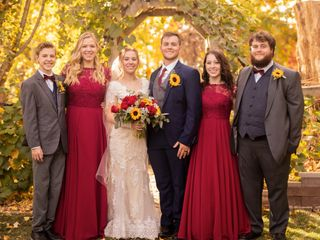 The wedding of Rylee and Devin 2