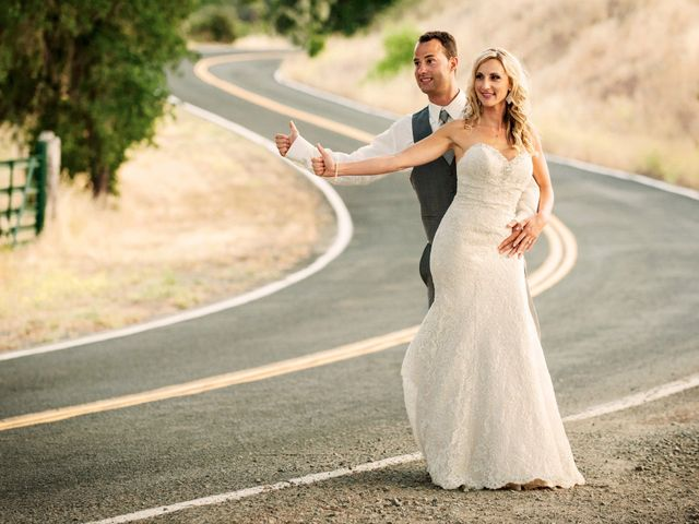 Jamin and Jennifer's Wedding in Hopland, California 2