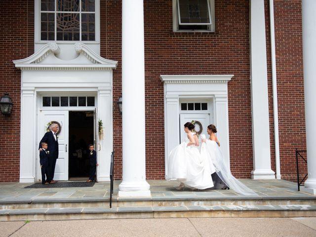 Greg and Amanda's Wedding in Doylestown, Pennsylvania 18