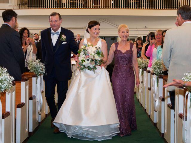 Greg and Amanda's Wedding in Doylestown, Pennsylvania 19