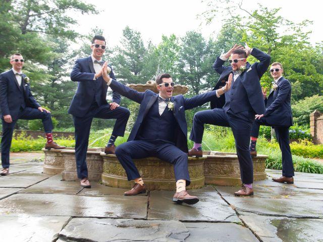 Greg and Amanda's Wedding in Doylestown, Pennsylvania 25