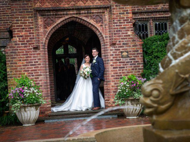 Greg and Amanda's Wedding in Doylestown, Pennsylvania 1