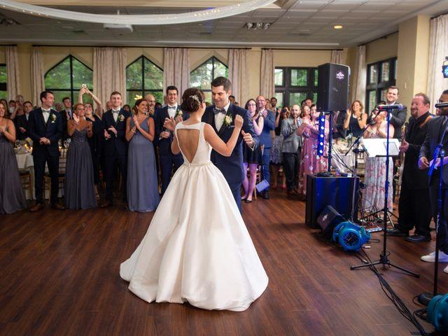 Greg and Amanda's Wedding in Doylestown, Pennsylvania 43