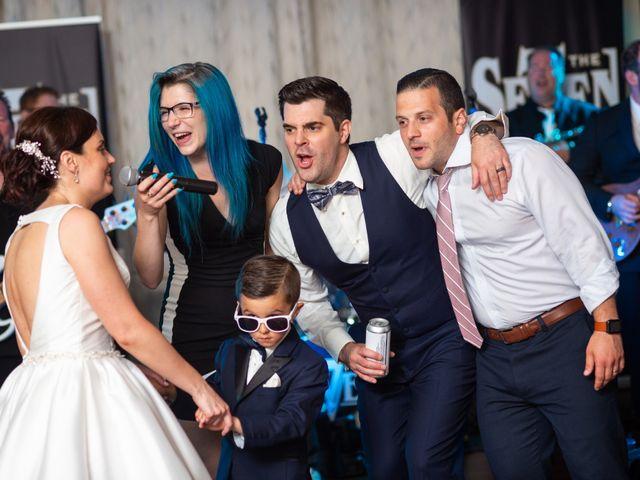 Greg and Amanda's Wedding in Doylestown, Pennsylvania 45