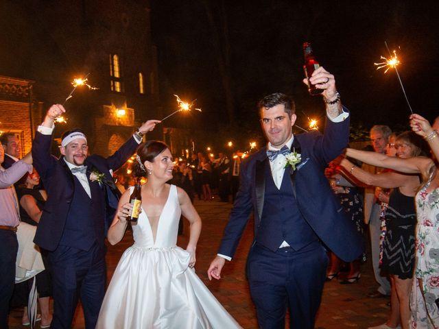 Greg and Amanda's Wedding in Doylestown, Pennsylvania 47