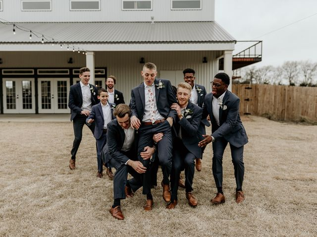 Joshua and Mary's Wedding in Leonard, Texas 2