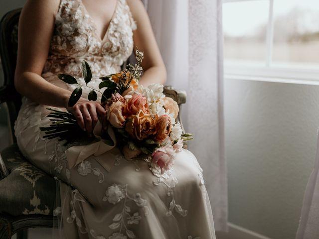 Joshua and Mary's Wedding in Leonard, Texas 5
