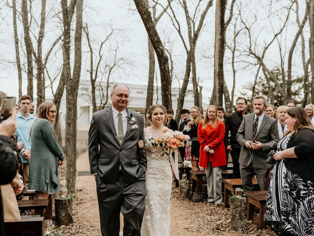 Joshua and Mary's Wedding in Leonard, Texas 8