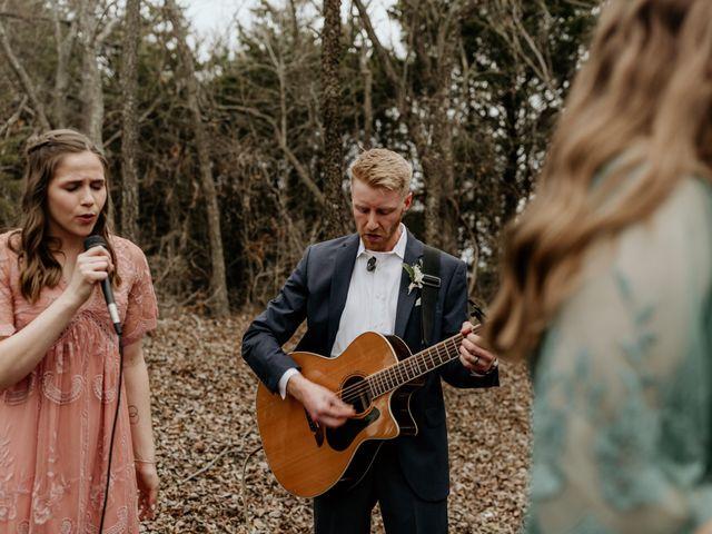 Joshua and Mary's Wedding in Leonard, Texas 9