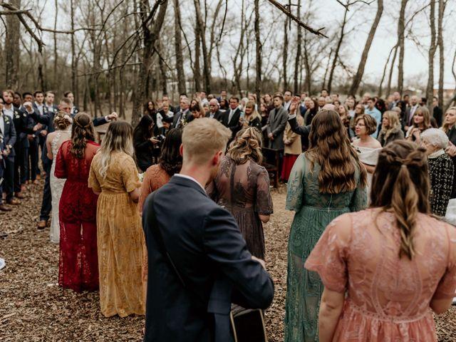 Joshua and Mary's Wedding in Leonard, Texas 10
