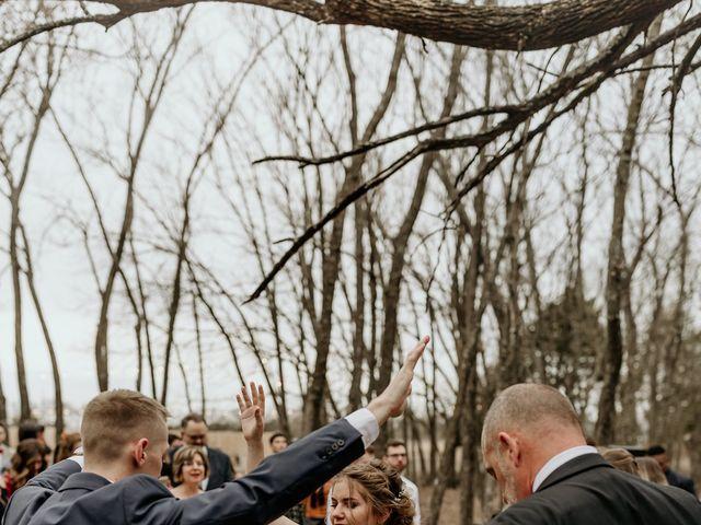 Joshua and Mary's Wedding in Leonard, Texas 11