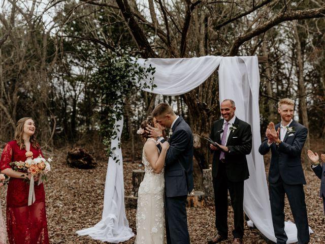 Joshua and Mary's Wedding in Leonard, Texas 13