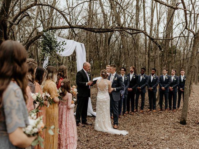 Joshua and Mary's Wedding in Leonard, Texas 14