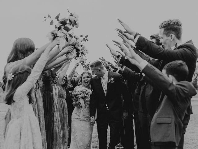 Joshua and Mary's Wedding in Leonard, Texas 15