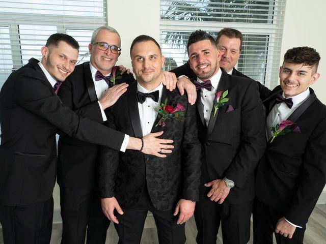 Richie and Chris's Wedding in Stuart, Florida 8