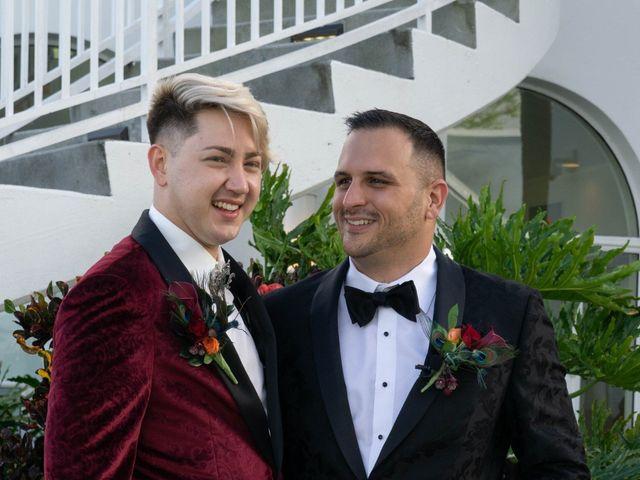 Richie and Chris's Wedding in Stuart, Florida 9