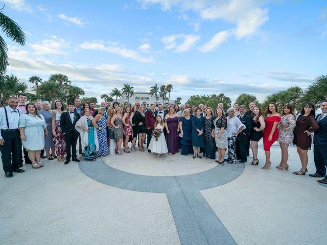 Richie and Chris's Wedding in Stuart, Florida 14