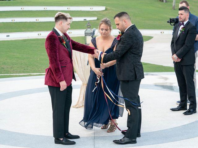 Richie and Chris's Wedding in Stuart, Florida 15