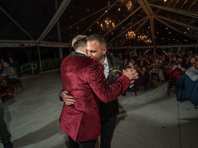 Richie and Chris's Wedding in Stuart, Florida 19