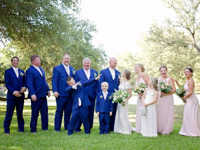 John and Brittany's Wedding in Salado, Texas 1