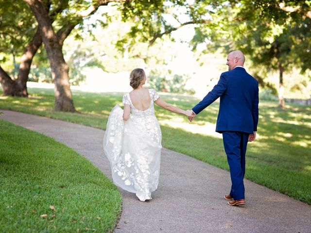 John and Brittany's Wedding in Salado, Texas 3