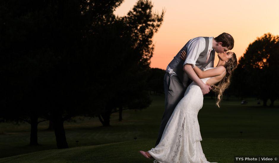 Zach and Emily's Wedding in Solon, Iowa