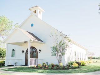 Jacinda and Ben's Wedding in McKinney, Texas 3