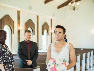 Jacinda and Ben's Wedding in McKinney, Texas 14