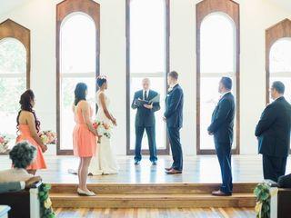 Jacinda and Ben's Wedding in McKinney, Texas 15