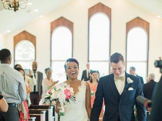 Jacinda and Ben's Wedding in McKinney, Texas 17