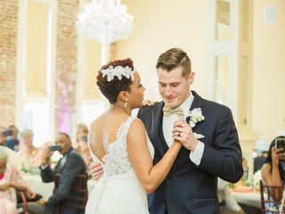 Jacinda and Ben's Wedding in McKinney, Texas 29