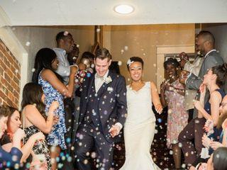 Jacinda and Ben's Wedding in McKinney, Texas 32