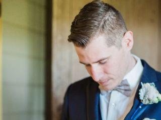Jacinda and Ben's Wedding in McKinney, Texas 5
