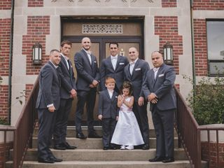 Dave and Kim's Wedding in Forked River, New Jersey 17