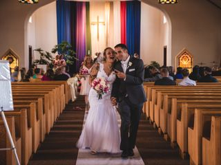 Dave and Kim's Wedding in Forked River, New Jersey 19