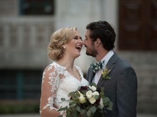The wedding of Taylor and Jon