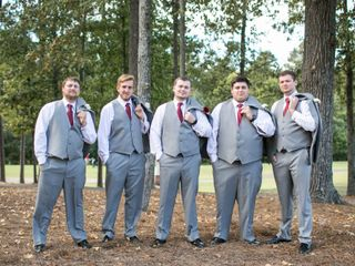 Bryce and Lindsey's Wedding in Raleigh, North Carolina 3