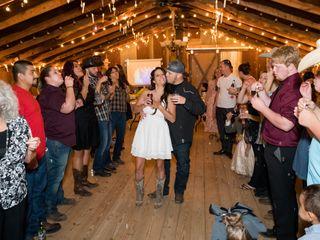 The wedding of Sierra and Kody 1