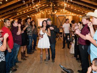 The wedding of Sierra and Kody 2