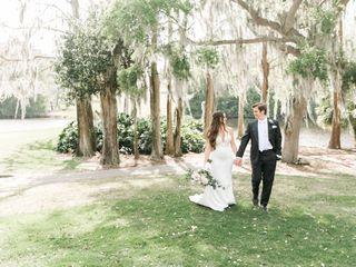 The wedding of Rachel and Aaron