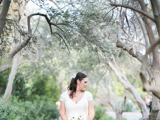 Jessica and Marq's Wedding in Rancho Santa Fe, California 6
