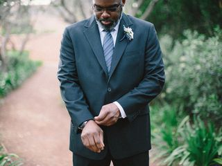 Jessica and Marq's Wedding in Rancho Santa Fe, California 3