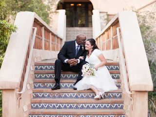 Jessica and Marq's Wedding in Rancho Santa Fe, California 9