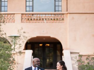 Jessica and Marq's Wedding in Rancho Santa Fe, California 8